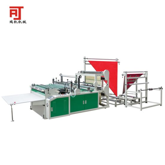 Double Layer EPE Foam Air Bubble Film Bag Making Machine