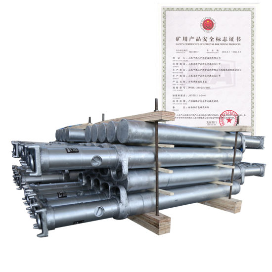 Inner Injection Hydraulic Prop Tunnel Support Steel Arches Dw