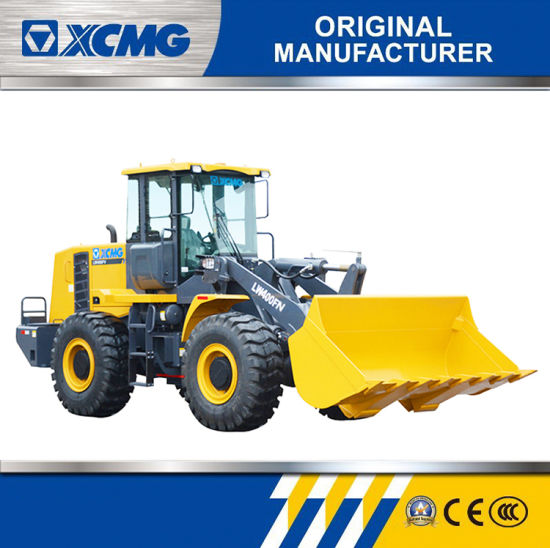 XCMG 4ton Wheel Loader Lw400fn with Good Price for Sale