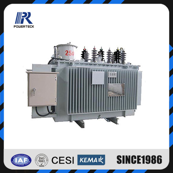 Oil Immersed Pole Mounted 3 Phase Automatic Voltage Regulator