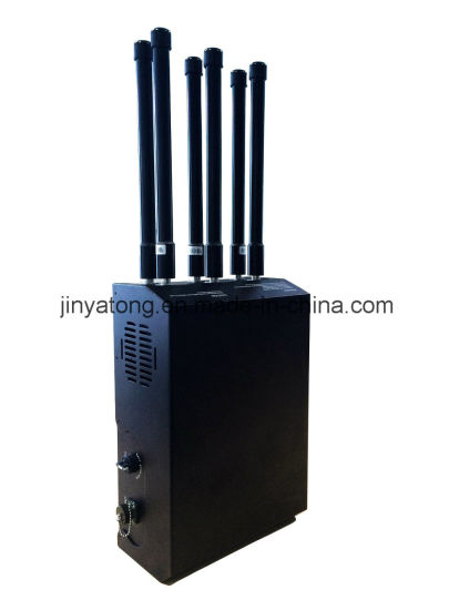 6 Channels 90W Backpack Jammer & GPS Blocker to 200m pictures & photos