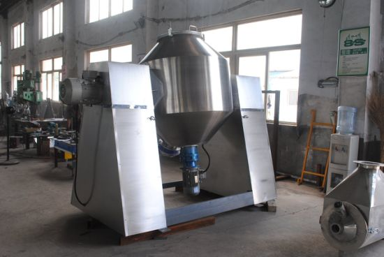 Double Cone Blender for Powder Coating pictures & photos