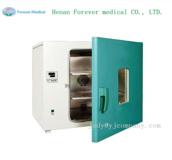 Table Top Horizontal Hot Air Sterilization Cabinet pictures & photos