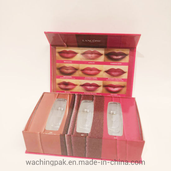 Lipstick Set Packaging Boxes Cosmetic Boxes Lipstick Cases pictures & photos