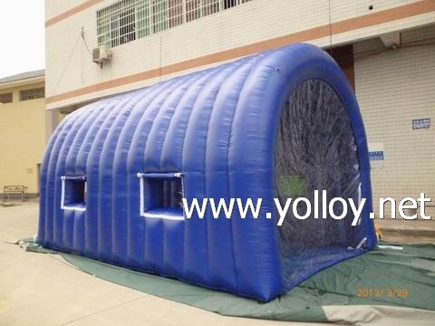Portable Inflatable Smart Repair Shelter