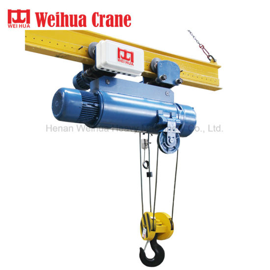 Weihua Ce ISO Certificate Cable Rope Hoists