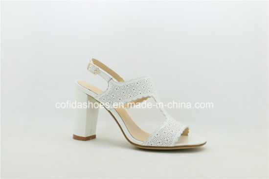 New Fashion High Heels Comfort Women Sandals Shoes pictures & photos