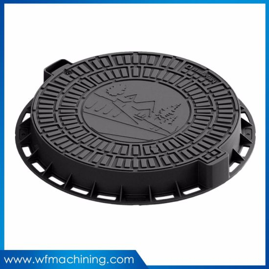 Ductile Iron Floor Drain Covers/Manhole Cast Iron/Sewer Plate Drain Covers pictures & photos