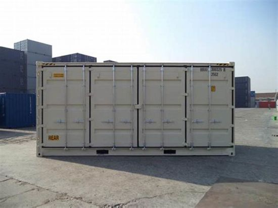 Side Open Storage Container 20FT Self Storage Container