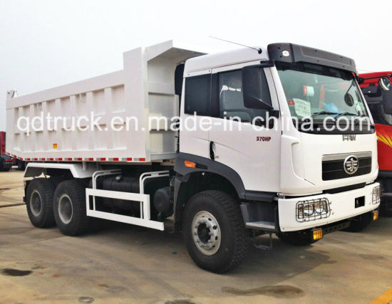 6X4 FAW Tipper Truck 20-25 tons FAW Dump Truck pictures & photos