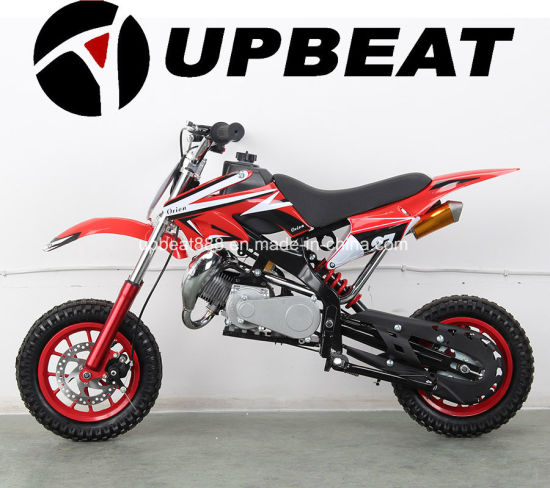 Upbeat Two Stroke 49cc Mini Cross Kids Pit Dirt Bike pictures & photos