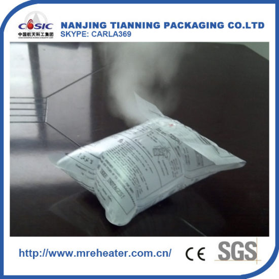 Flameless Chemical Heaters to Food Mre pictures & photos