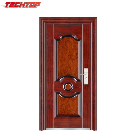 Tps 079 Latest Exterior Wood Door Pictures Modern Grill Wrought