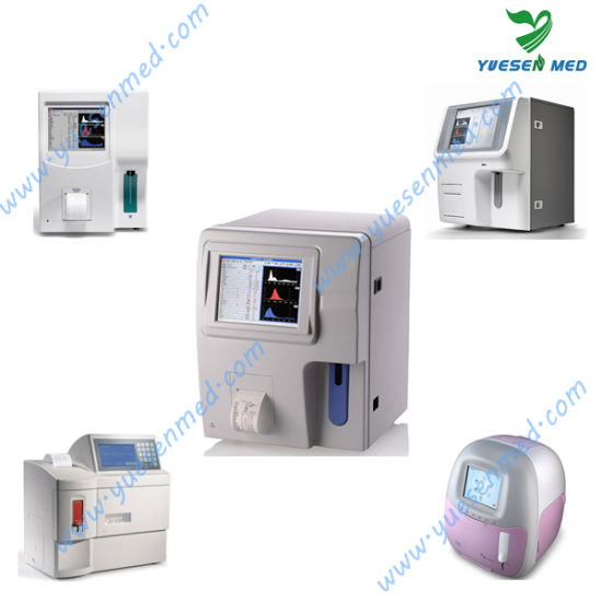 YSTE880 Blood Test Auto Blood Analyzer Machine pictures & photos