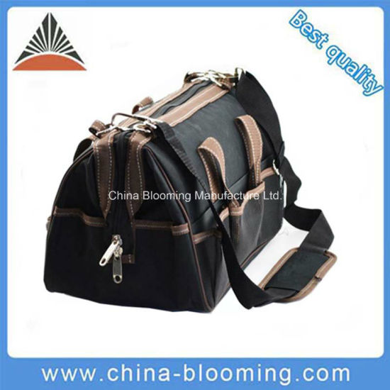 China Multifunctional Electrical Shoulder Toolkit Polyester Tool Bag ... 38f42cda83