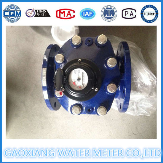 Flanges Irrigation Woltman Water Meter pictures & photos