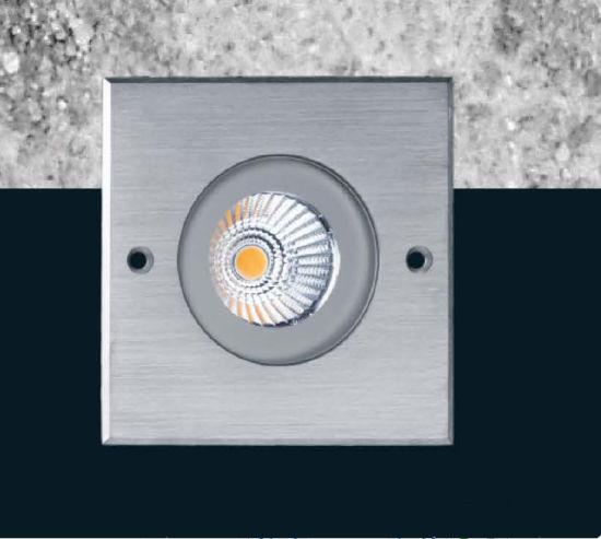 IP68 High Luminance Output LED Inground Lighting