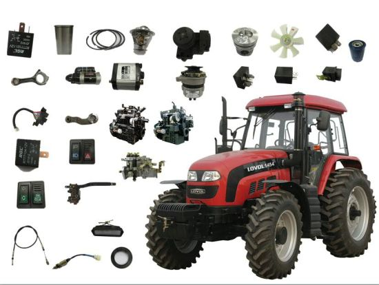 Foton Lovol Tractor Genuine Spare Parts pictures & photos
