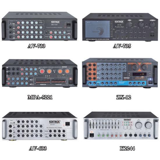 20 Watts Electronic Mini Audio Amplifier with SD Card (AV-632)