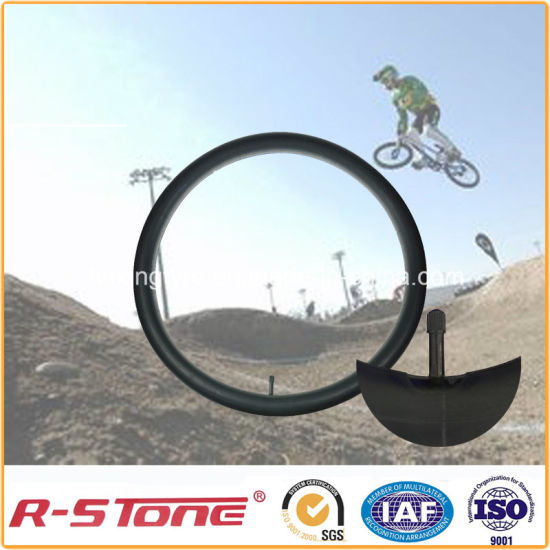 Good Air Tightness and Superior Quality Rubber Bicycle Inner Tube