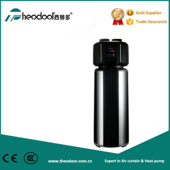 Double Energy Heat Pump Hybrid Water Heater with ERP