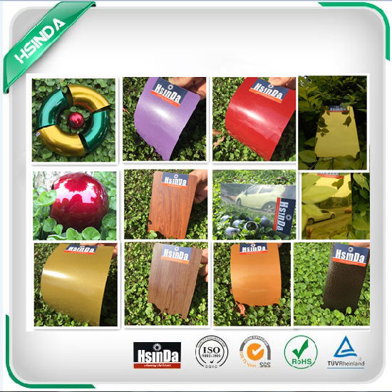 Ral Metallic Polyester Spray Powder Paint Metal Powder Coating pictures & photos