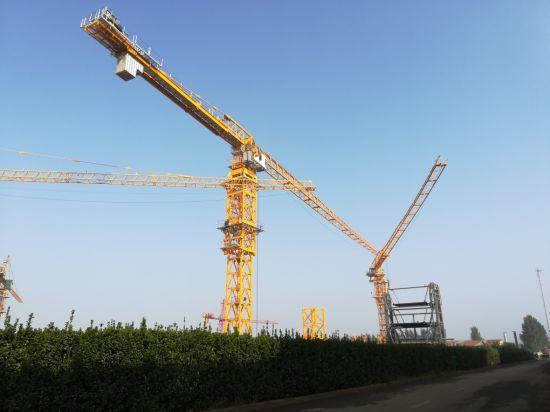 Dahan 8t Qtz125 (6513) Flat Top Tower Crane