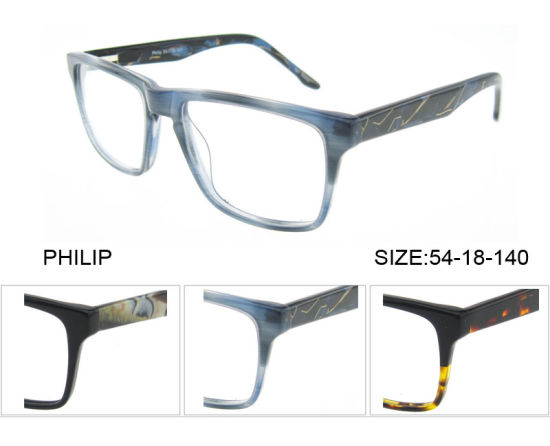 China Custom Made Eyeglass Frame Italy Design Optical Frame - China ...