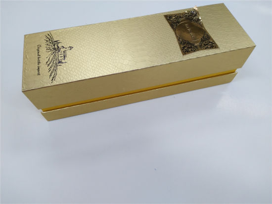 Wholesale Printing Cardboard Packaging Boxes Shipping Wine Gift Box