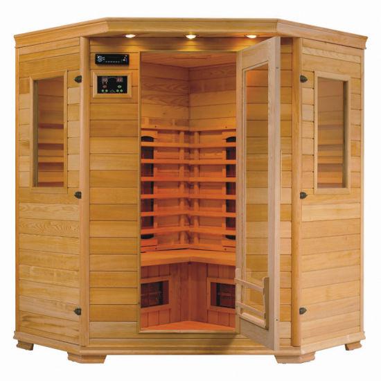 High Quality Infrared Sauna House/Cabin (SR107)