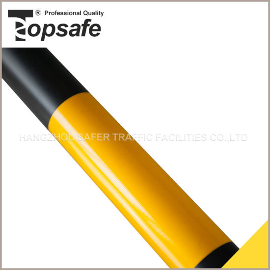 Black Yellow Traffic Cone Bar pictures & photos
