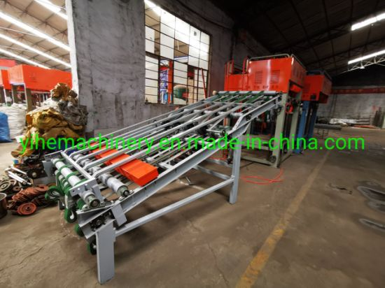 Yihe Brand Plywood Machine Veneer Stacking Machine Vacuum Adsorption Stack Machine Swing Stack Machine