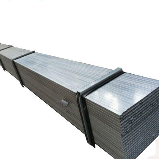 100X100 Galvanized Ms Steel Hollow Section Square Tubing Pipe Price