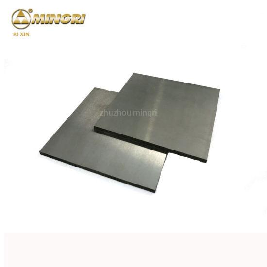 Hard Alloy Widia Cemented Tungsten Carbide Board Block Bar Plates