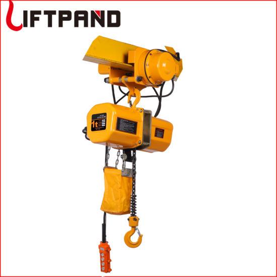 Hhg Light Duty Electric Chain Hoist Crane