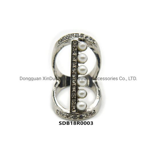 Imitation Rhodium Plated Ring Hardware Accessories Fashion Jewelry pictures & photos