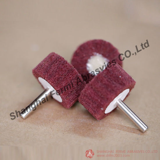 Ceramic, Zirconia, Aluminum Oxide Mounted Flap Wheel (VSM Material) pictures & photos