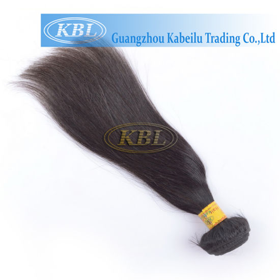 100% Human Virgin Peruvian Hair Extension (KBL-pH-ST) pictures & photos