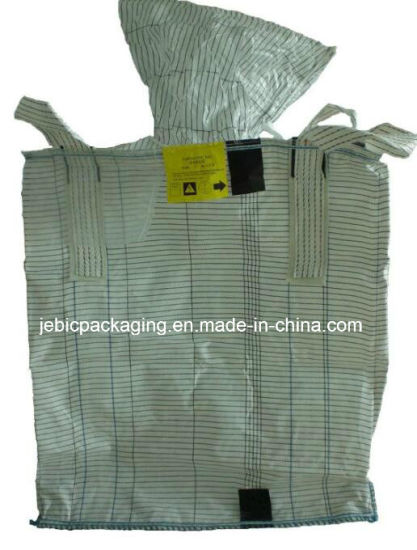 Conductive FIBC Flexible Intermediate Bulk Container Bulk Bag pictures & photos