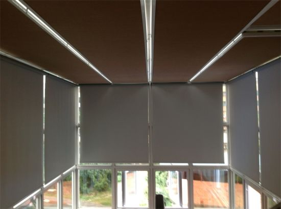 New Design Day and Night Window Honeycomb Blinds pictures & photos