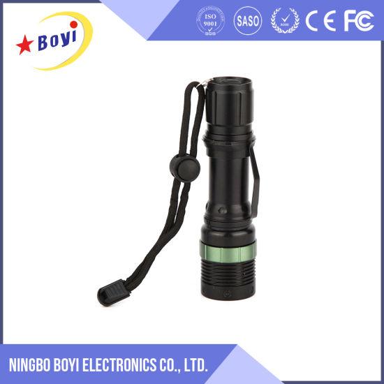 Wholesale Fashion Portable Rechargeable LED Tactical Flashlight 5000 Lumen