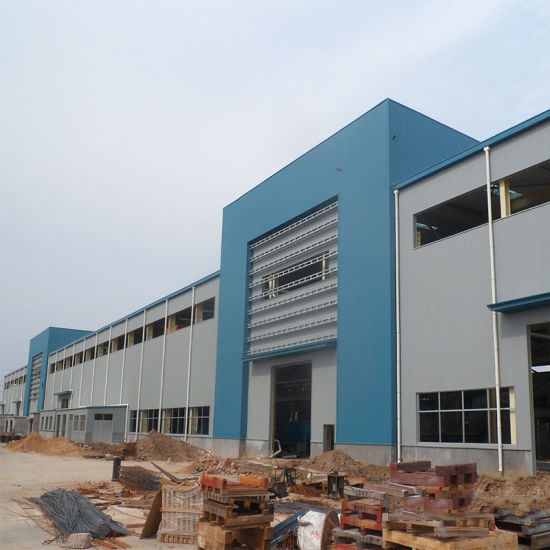 Prefab Multifunctional Steel Structureg for Wholesales Construction Material