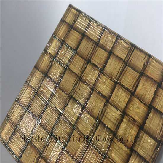 Laminated Glass/Tempered Glass/Decorative Glass /Silk Printed Glass for Building