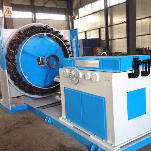 Horizontal Wire Braiding Machine for Metal Hose pictures & photos