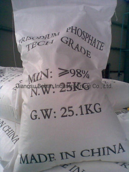 Inorganic Chemicals Industrial Grade Purity 98%Min Trisodium Phosphate pictures & photos