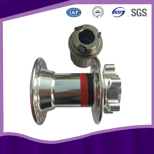 Front Wheel 2sb Bearing Hub for Bicycle with High Quality pictures & photos