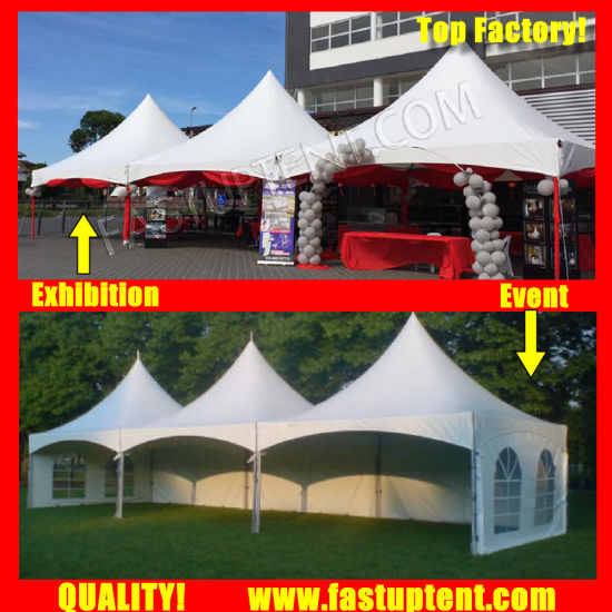 Second Hand PVC Pinnacle Tent for Banquet Hall 8X8m 8m X 8m 8 by 8 8X8 & China Second Hand PVC Pinnacle Tent for Banquet Hall 8X8m 8m X 8m 8 ...
