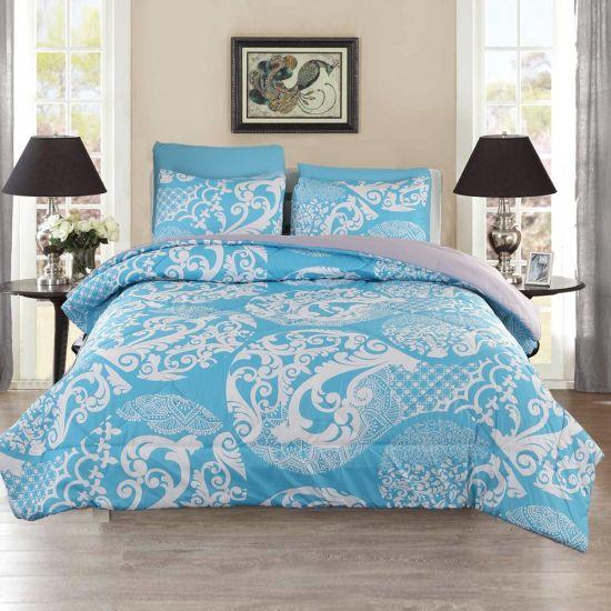 Home Textile 7PCS Bed Cover Bedding Set Comforter Set