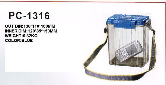 Waterproof Hard Case PC-1316