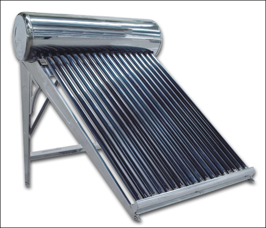 Stainless Steel Solar Hot Water Heater (CNS-58)